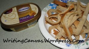 Easy Caramel Cream Cheese Roll-ups made with sliced bread!  Who-da thunk?
