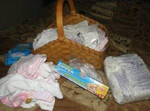 "Baby Gift Idea: ""Grab & Go Baby Bags""  http://wp.me/p97XK-5gc"