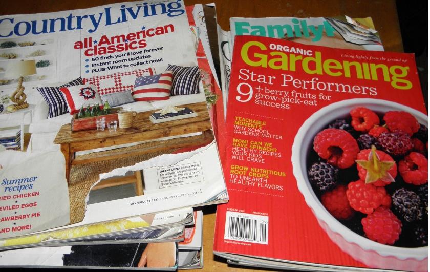 Goodbye Magazines