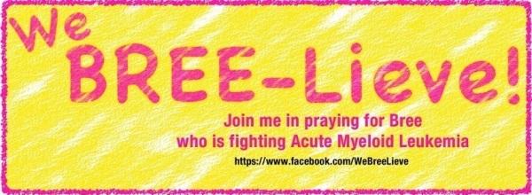 Pray for Bree