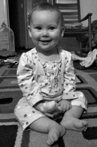 Granddaughter 7 mo